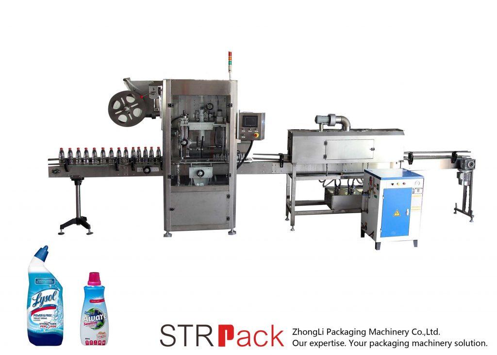 Automātiska saraušanās piedurkņu marķēšanas mašīna
