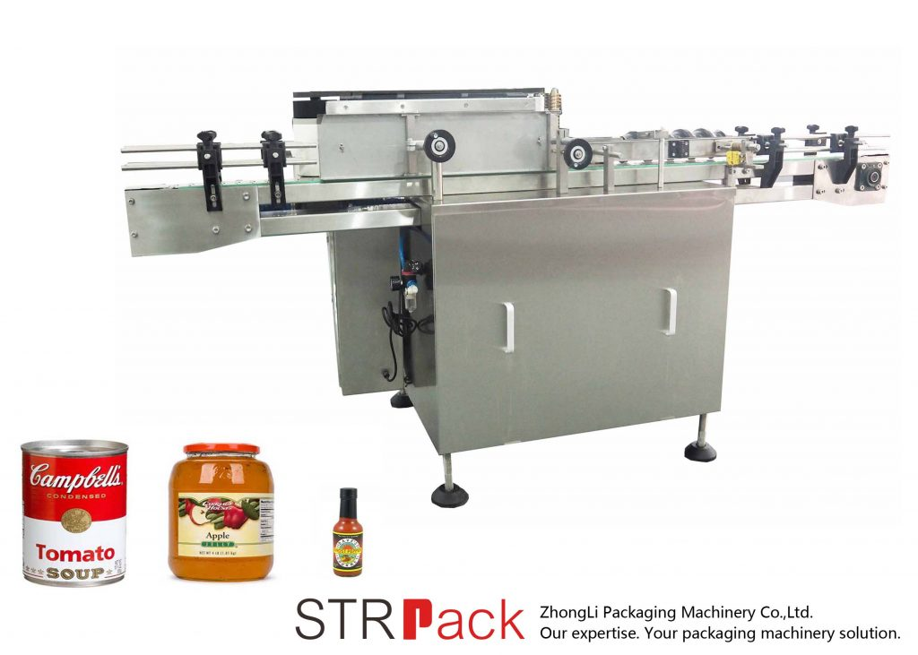 Automātiska mitrā līmes marķēšanas mašīna (ielīmēšanas etiķete)